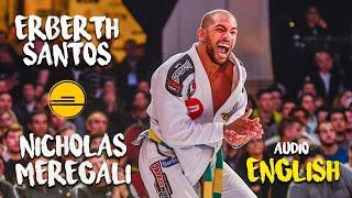 ERBERTH SANTOS VS NICHOLAS MEREGALI - SEASON 4 - BUENOS AIRES - ARGENTINA