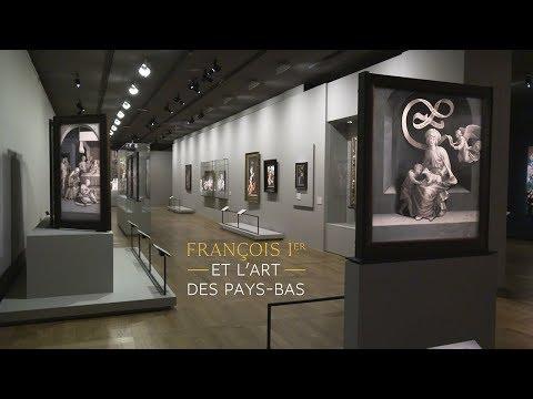 """Présentation de l'exposition """"Francois Ier et l'art des Pays-Bas"""""""