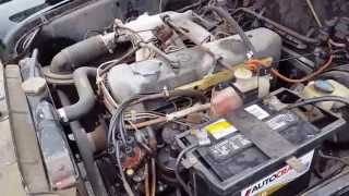 1964 Mercedes-Benz 220SE Engine Running and Driving