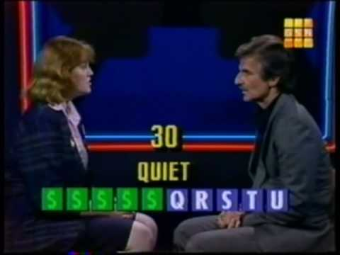 More Super Password down to the Wire moment 2  Leonard Frey