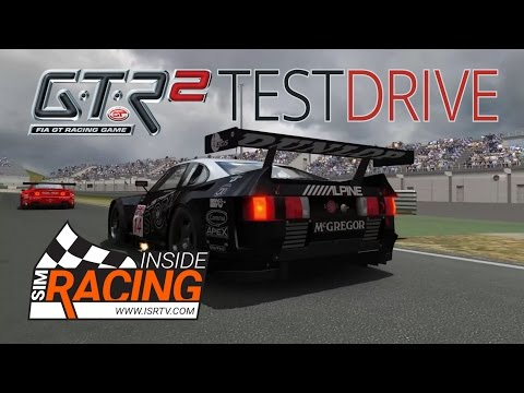 GTR 2 Test Drive - 2004 Championship Round 2 at Valencia in Lister Storm