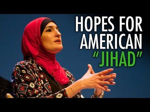 """Linda Sarsour calls for """"Jihad"""" on Trump"""