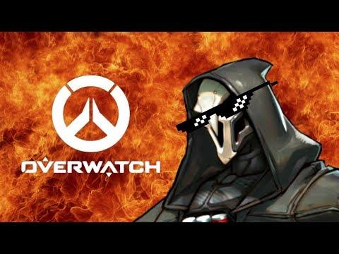 Rabotyaga Overwatch Montage 1