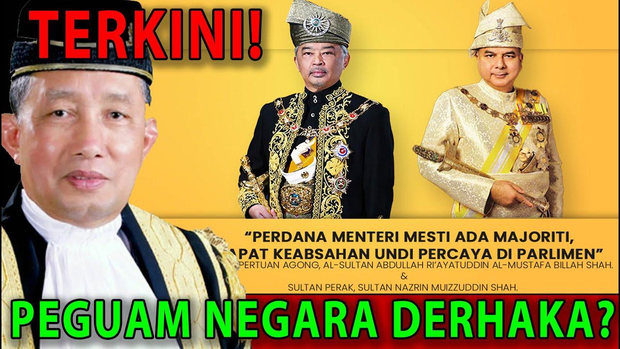 Mohon Agong lantik jawatan tertinggi negara tanpa campur tangan politik  ismaweb