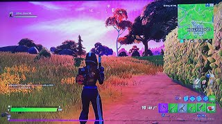 Fortnite HOW TO FIX ZOOMED SCREEN [EASY] CHAPTER 2 Season 1 Glitch QUICK FIX