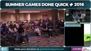Sonic the Hedgehog (2006) by tripl3ag3nt in 1:01:05 - SGDQ 2016 - Part 86