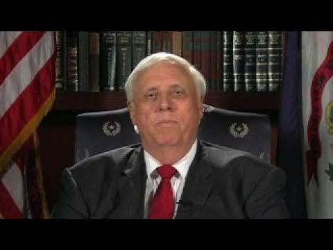 Gov. Justice on why he switched to the Republican Party
