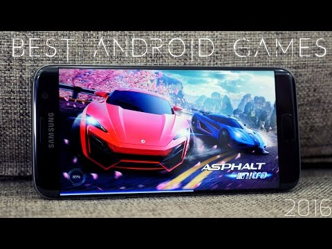 Top 10 Best Android Games 2016