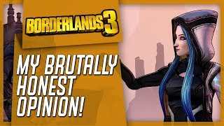 I PLAYED BORDERLANDS 3 AGAIN - My Brutally Honest Opinion