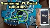 Samsung J7 dead full solution - YouTube