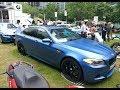 BMW M5 F10 2015 Competition Package + ceramik bremse (frozen blue)
