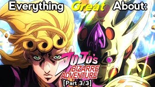 Everything Great About: JoJo's Bizarre Adventure: Golden Wind | Part 3/3