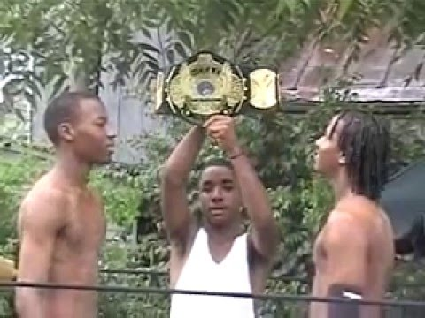 CWA Nowhere to Run 2007: CWA Championship - Kevin Porter vs. The Prodigy