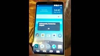 LG G3 Dual Sim LTE 3G , 4G ( с проблемой )