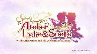 Atelier Lydie & Suelle: The Alchemists and the Mysterious Paintings - Tráiler gameplay.