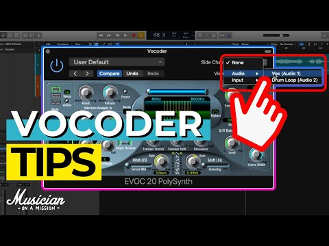 How to Use the Vocoder in Logic Pro X from YouTube · Duration:  17 minutes 14 seconds