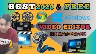No WaterMark Video Editor Software 2020 For Daily Use And Tutorial