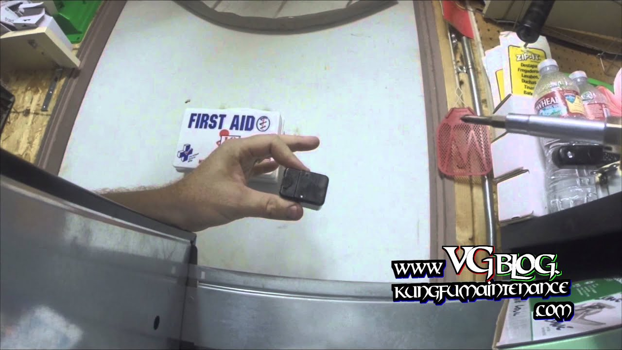 hight resolution of ac 101 understanding the hvac air condition heater relay at the fan control center maintenance video