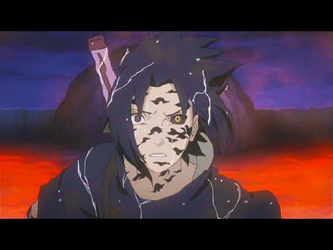 Наруто против Саске   альтернативный бой ⁄ Битва в иллюзии Вечного Цукуёми