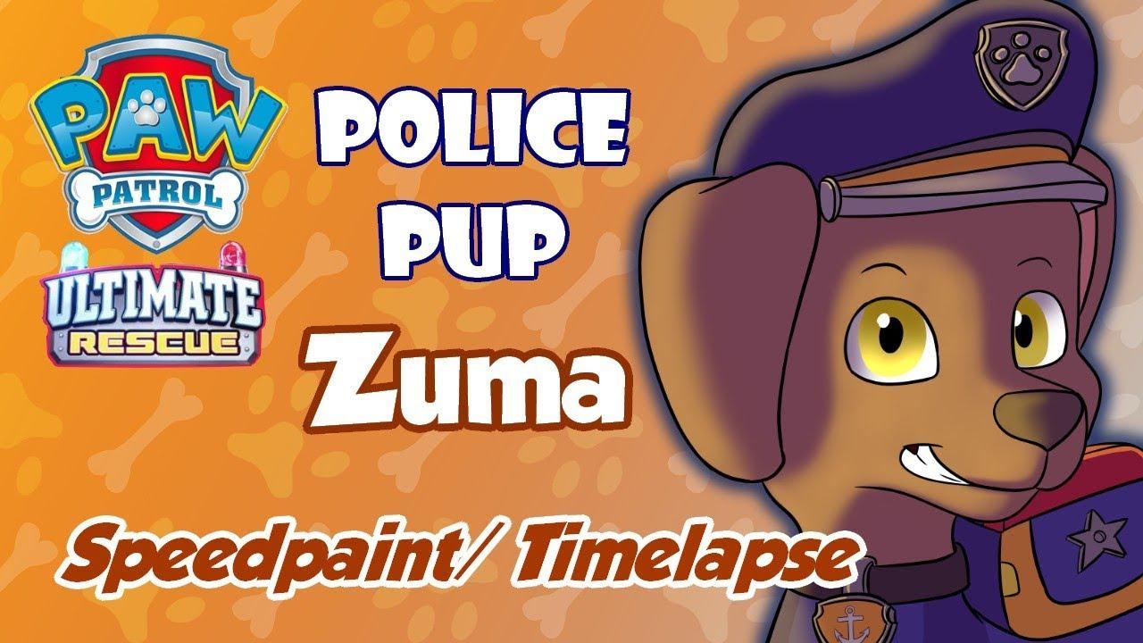 paw patrol mama and baby merpup speedpaint timelapse by kreazea paw patrol mama and baby merpup