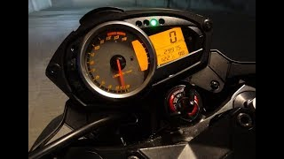 Десептикон Kawasaki Z750 внешний вид