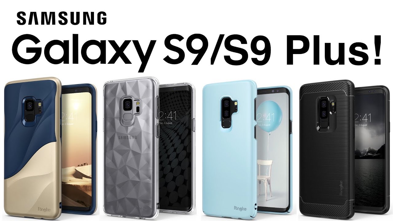ringke custodia galaxy s9