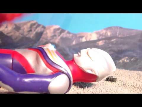 Ultraman Tiga The Series Season 2 Episode 9: The Red Menace Part 1