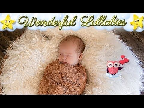 Super Soothing Baby Lullaby Sleep Music ♥ Soft Relaxing Musicbox Bedtime Melody ♫ Good Night