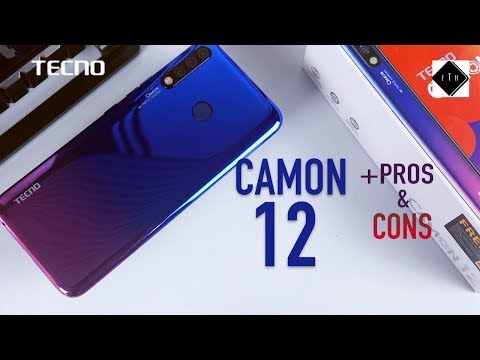 Tecno Camon 12 Unboxing and Review! Watch this before you buy