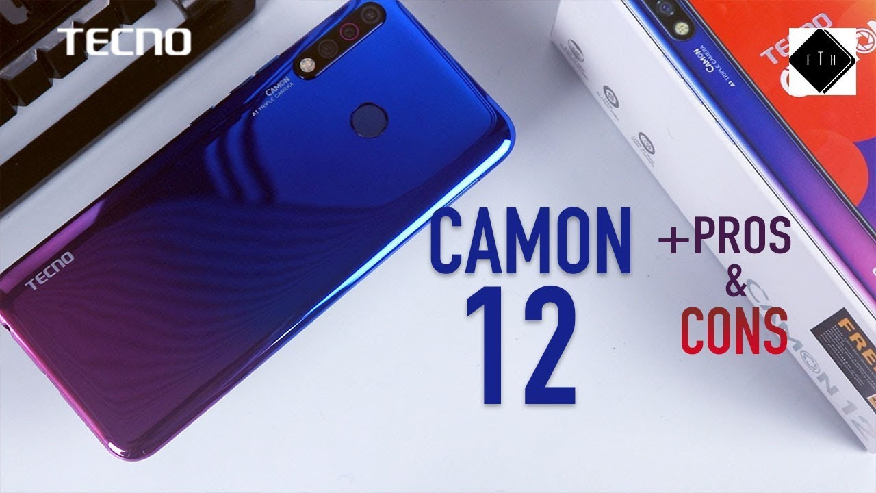 Download Tecno Camon 12 Unboxing and Review! Watch this before you buy