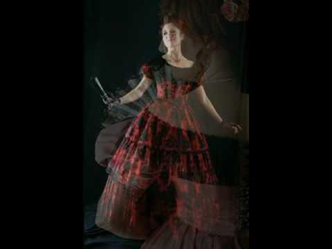 Vintage costume portfolio for Studio Trousseau