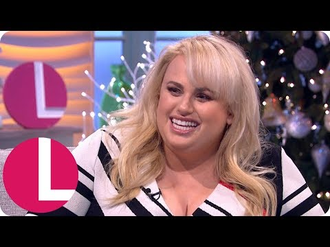 Rebel Wilson Was So Happy She Got to Use Her Nunchuck Skills in Pitch Perfect 3   Lorraine