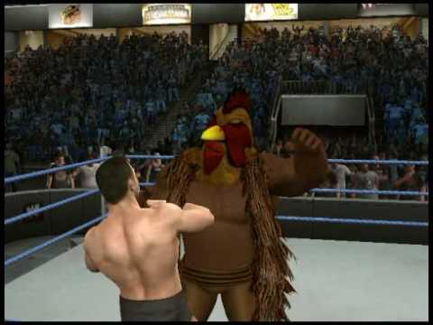 WWE SmackDown vs. RAW 2010 11/27/09 17:16...