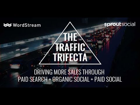 The Traffic Trifecta: Driving More Sales Through Paid Search + Organic Social + Paid Social