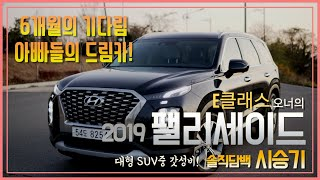 E클래스 오너의 2019 팰리세이드 솔직담백 시승기! …
