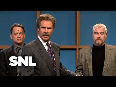 Celebrity Jeopardy w/ Hanks, Connery, and Reynolds - Saturday Night Live