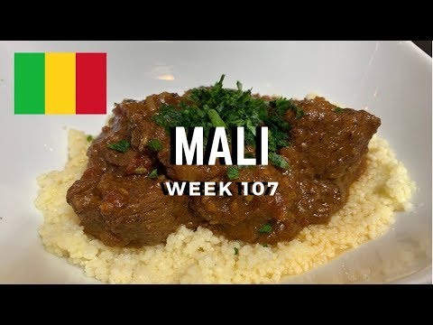 Second Spin, Country 107: Mali [International Food]