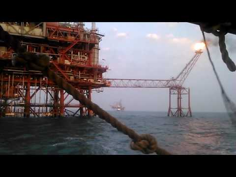 bombay high oil field, BRITISH GAS field