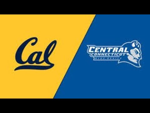 2019 NCAA Fayetteville Regional Game 3: Cal Vs Central Connecticut Full Highlights