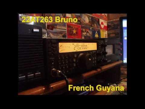22AT263 Bruno French Guyana