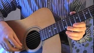 Обложка Настройка первой 1 струны гитары нота Ми E