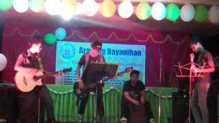 Reborn Band: Araw ng Bayanihan ( Counting on God & Marry You )