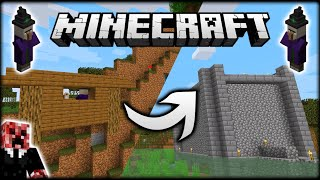 I CREATED A SUPER EASY MINECRAFT WITCH FARM! | Let's Play Minecraft Survival