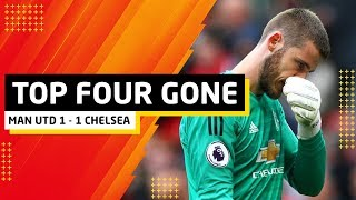 Top Four Gone.   Manchester United 1-1 Chelsea   United Review