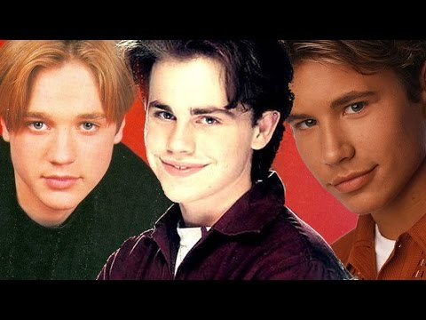 7 Hottest '90s Heartthrobs You Might've Forgotten