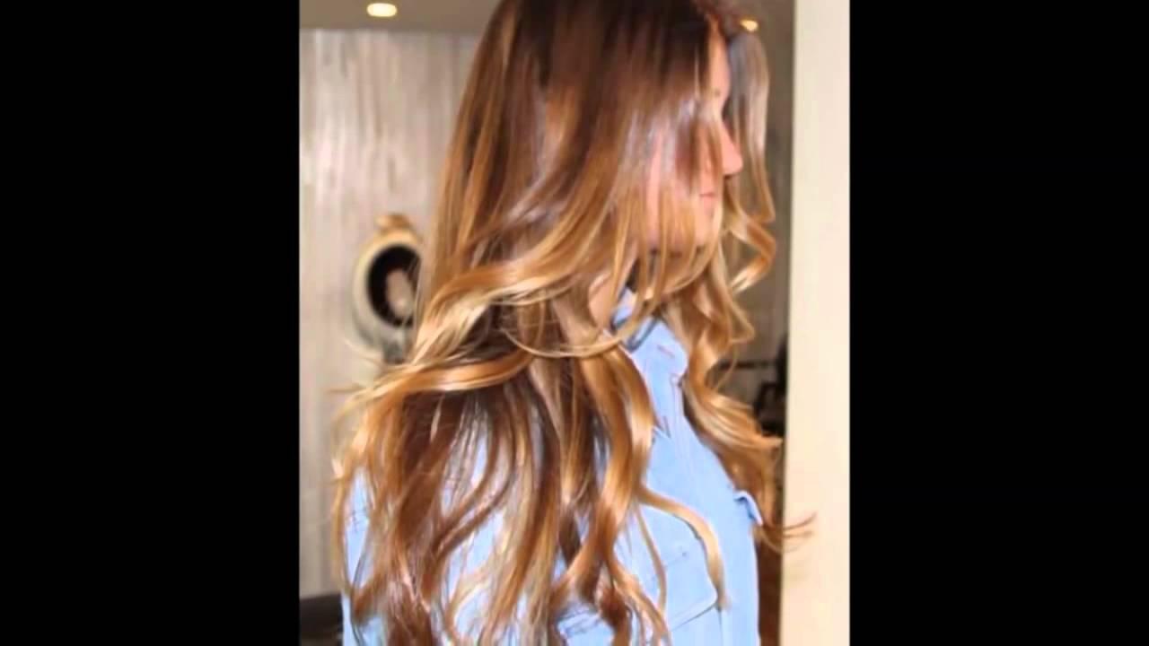 Altın Kahve Saç Rengi ve Modelleri