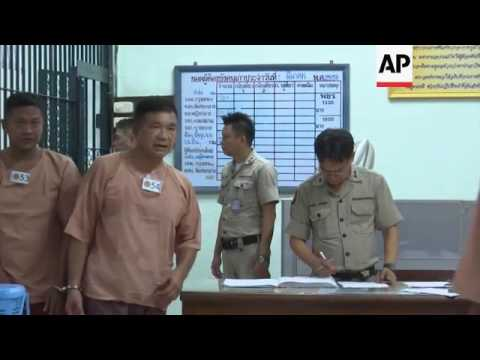Thailand begins major human trafficking trial