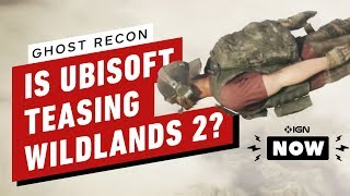 Is Ubisoft Teasing a New Ghost Recon Game? - IGN Now