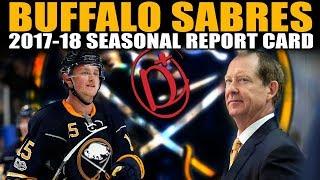 Buffalo Sabres Seasonal Report Card (2017-18)