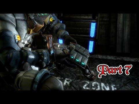 Dead Space 3 part 7 new robot pets